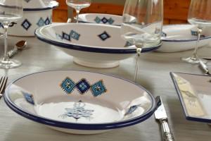 Yodeco catalogue articles grossiste vaisselle orientale poterie orientale tajines - Grossiste en vaisselle de table ...