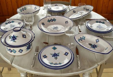 Yodeco vaisselle orientale nos produits grossiste for Grossiste vaisselle restaurant