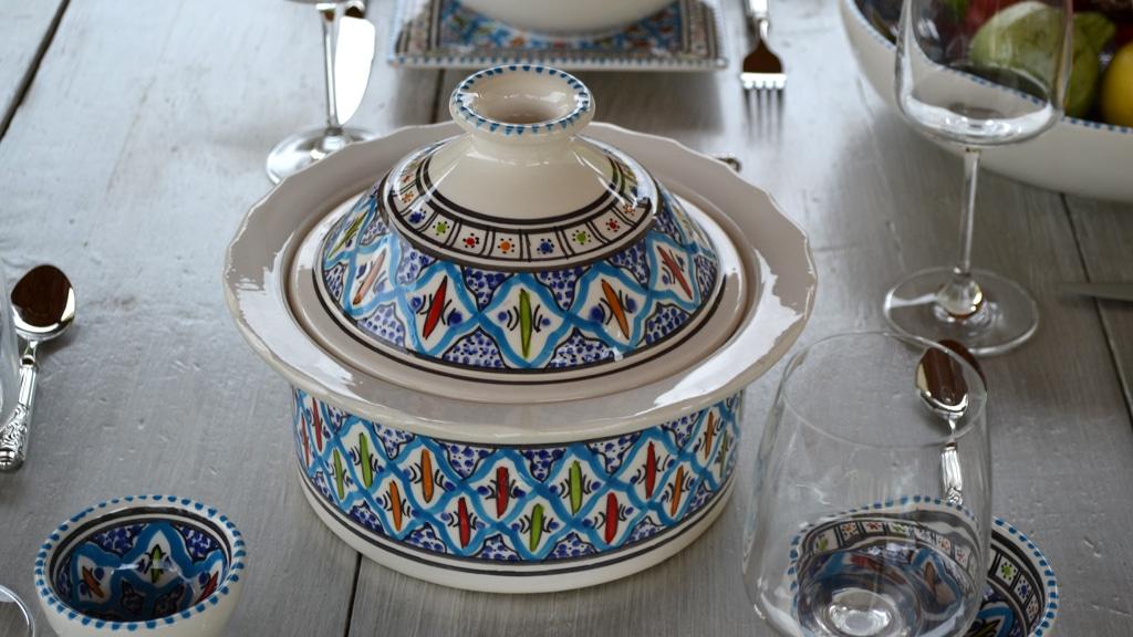 Collection Jileni turquoise
