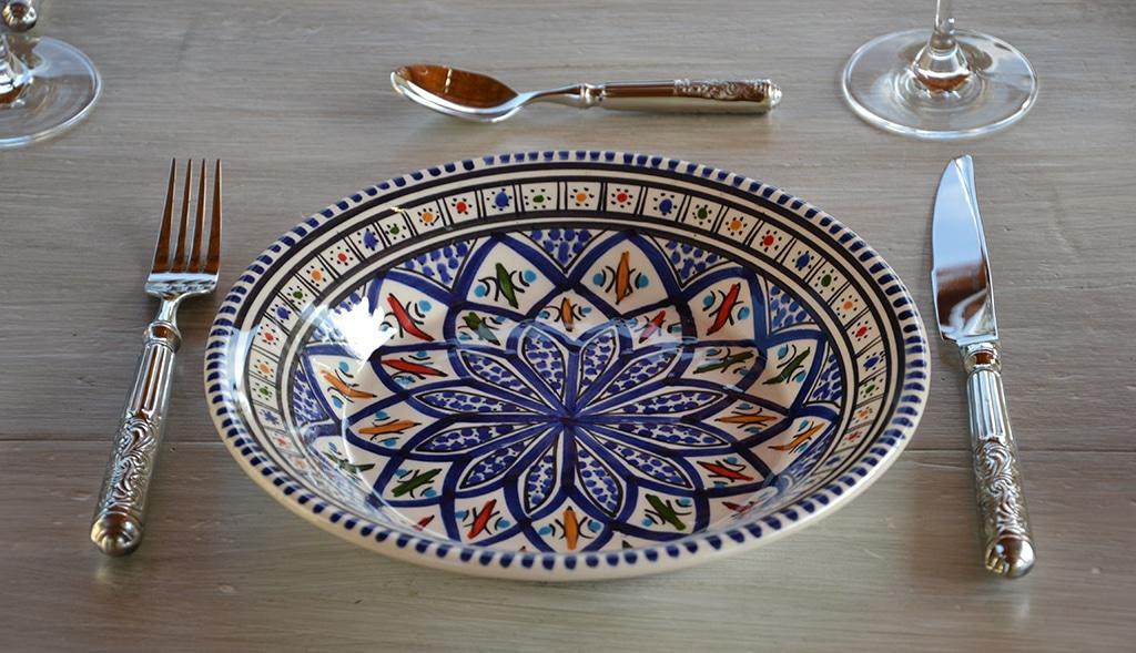 Collection Jileni bleu