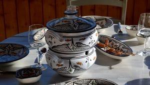 vente art de la table mariage