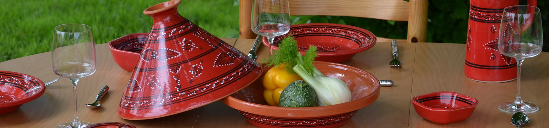 grossiste vaisselle orientale poterie france